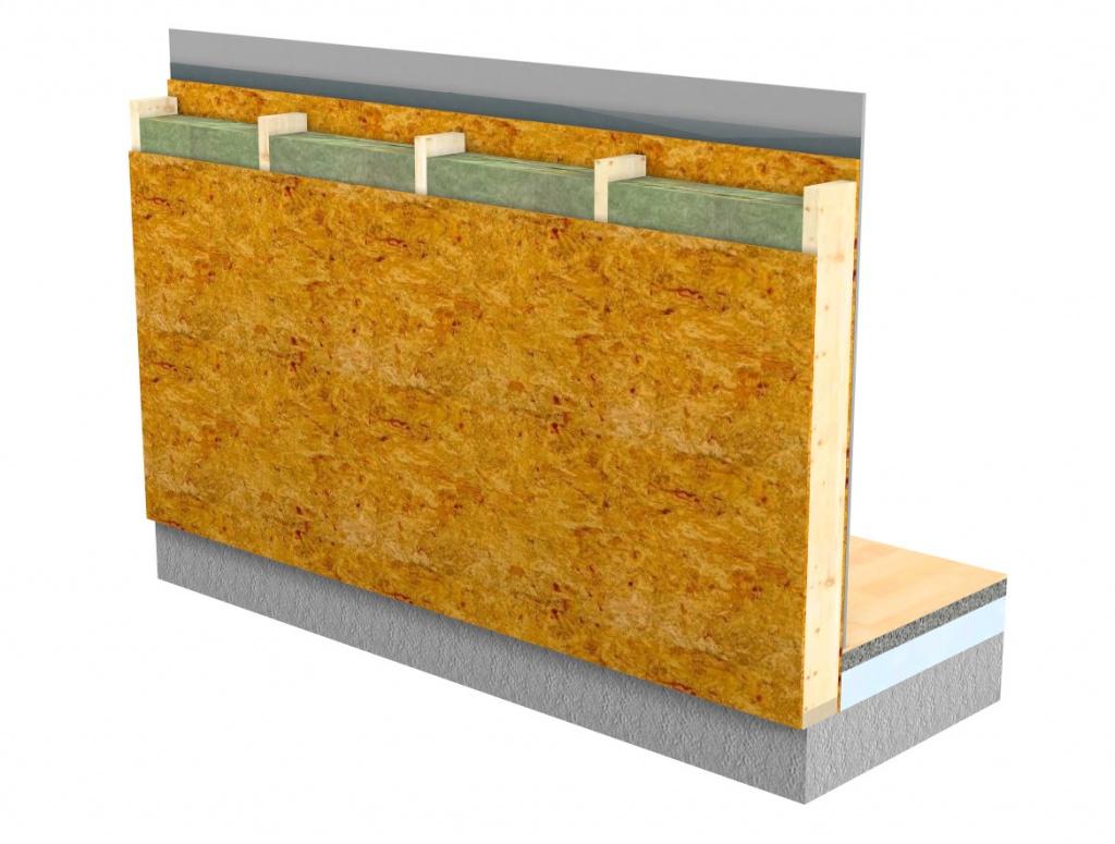 Базальтовые утеплители для фасада