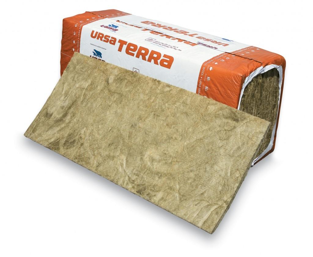 Урса Terra создан специально для утепления каркасных помещений
